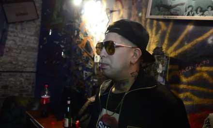 """XXL Irione: """"El trap o rap ocupan el lugar que el rock no puede"""""""