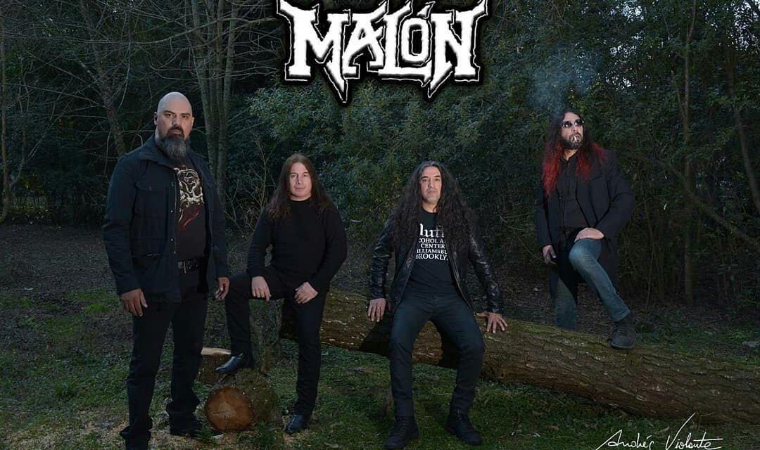 Con el apoyo de Icarus Music, Malón reedita dos discos en Flores