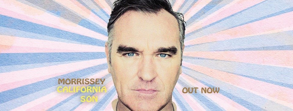 Leo García, feliz: Morrissey presenta California Son