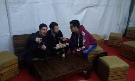 """El Kuelgue: """"Estamos laburando con música nueva"""""""