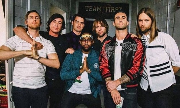 Maroon 5 retorna más creativo a nuestro país