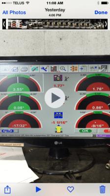 '15 Dodge R1500 Bent Suspension Diagnosis after Impacting Curb