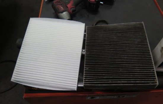 Cabin Air Filter? What is it? and why it should be serviced.