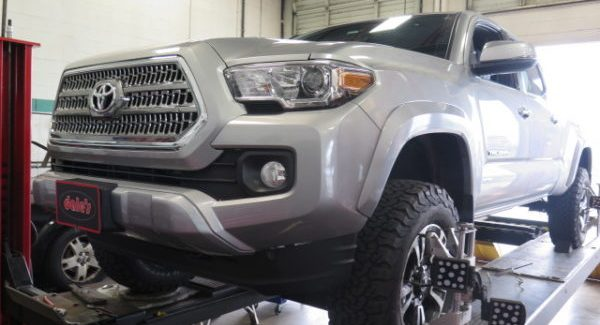 Toyota Tacoma Level Off kit Options from Dales Auto Service