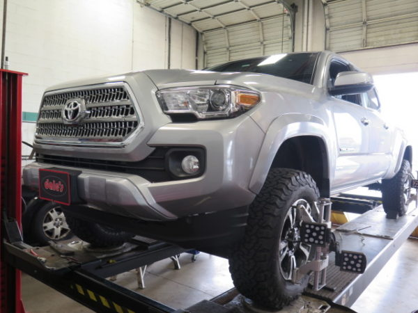 Toyota Tacoma Leveling kit Options from Dales Auto Service