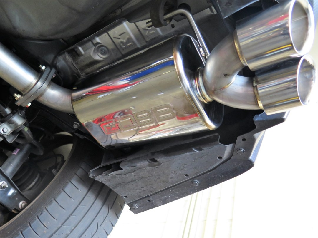 Cobb Exhaust at Dales Auto Service (8)