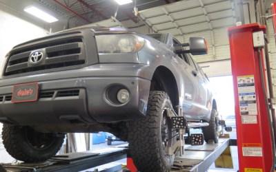 Bilstein 5100 Leveling Strut for Toyota Tundra