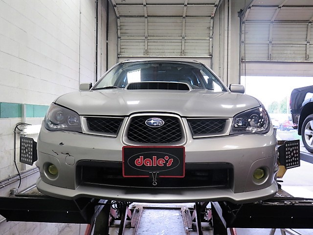 WRX ST Coilovers at Dales Auto (1)