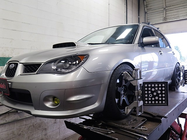 WRX ST Coilovers at Dales Auto (2)