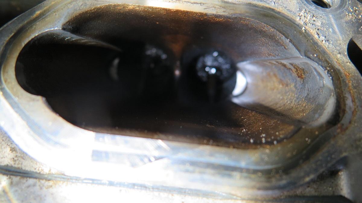 WRX in for Walnut Shell Blasting|Dales Auto Service 604-530