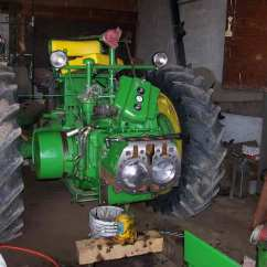 John Deere G Tractor For Sale Turn Signal Relay Wiring Diagram Dales Deeres Museum Well Let S See What She Has Now With The