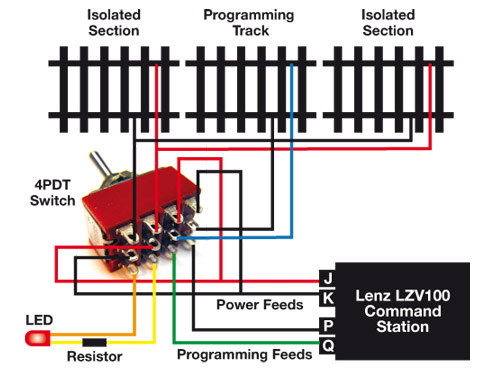 dcc model railway wiring diagrams ge electric oven diagram ho track basics schematic 19 stromoeko de u2022 for trains