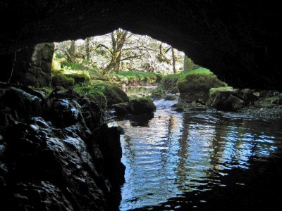 Gatekirk Cave: trouble in the church