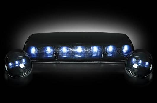 2008 F150 Wiring Harness Sierra Silverado 02 07 Recon 264155whbk Led Cab Roof