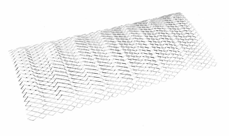 Rugged Ridge Stainless Steel Mesh Grill Inserts For 2007