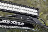 Rough Country 40-inch Curved LED Light Bar Roof Rack ...