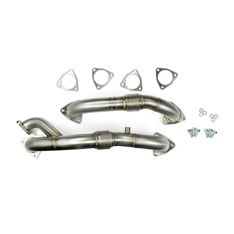 Sinister Diesel Up-Pipes w/EGR Provision for 2008-2010
