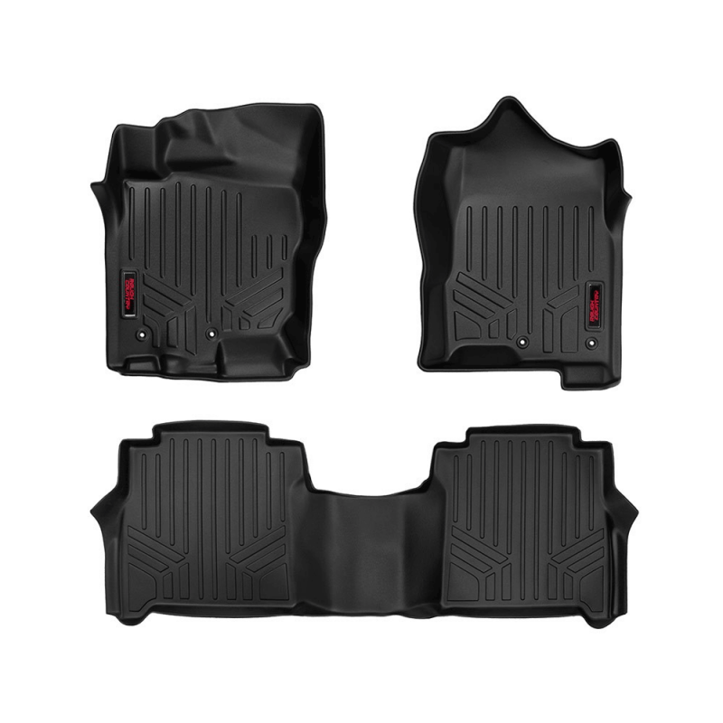 Rough Country Heavy Duty Floor Mats  20052018 Nissan