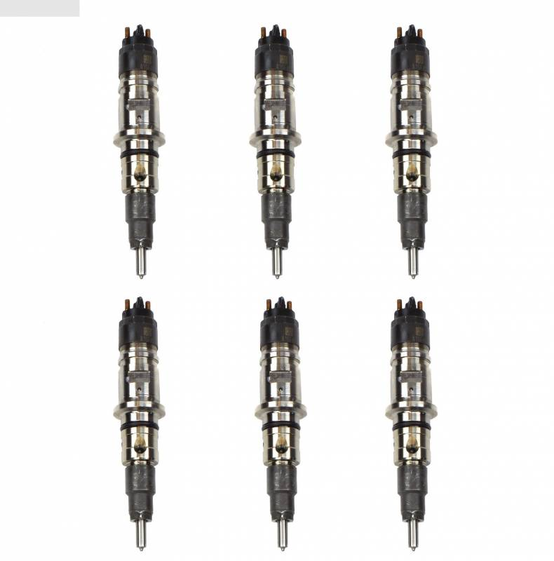 Industrial Injection Reman R2 41% Over Injector Set (6
