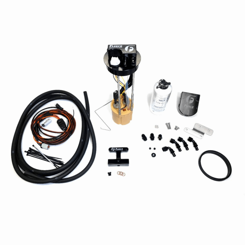 Fleece Performance Fuel System Upgrade Kit with PowerFlo