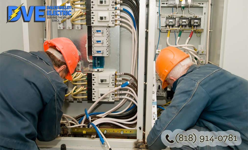 Use an Electric Company in Simi Valley for Your Electrical Work
