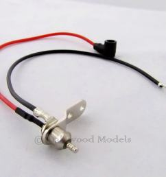 remote glow plug adapter with negative wire rc plane helicopter [ 1001 x 903 Pixel ]