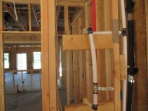 New construction inspection framing