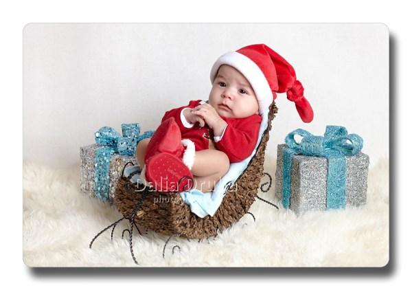Christmas baby photo ideas Baby maternity photographer