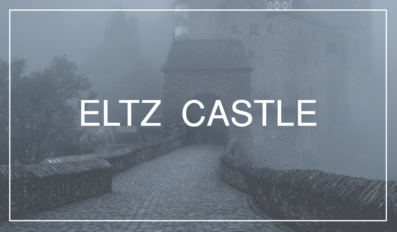 Visiting and photographing the Eltz Castle, Germany