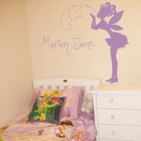 fairy wall decals 2017 - Grasscloth Wallpaper
