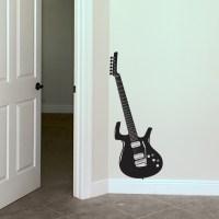 Guitar - Music - Rocker - Wall Decals