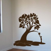 Big Heart Tree - Vinyl Wall Decals