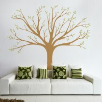 Lively Family Tree - Wall Decals Stickers Graphics
