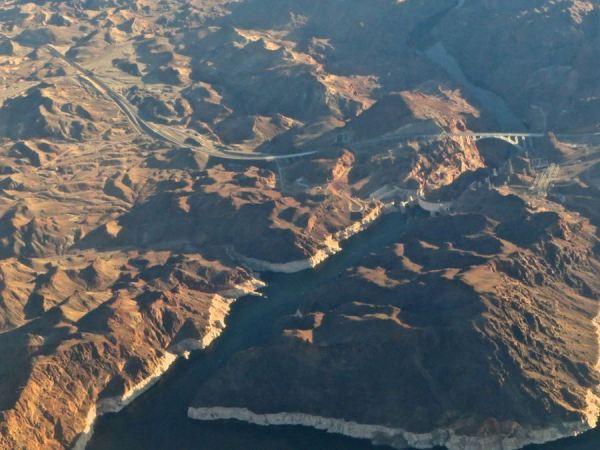 Hoover Dam by-pass bridge