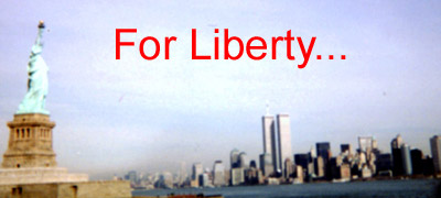 Liberty in New York Harbor