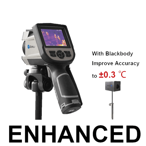 Dali Thermal Scanner with Blackbody