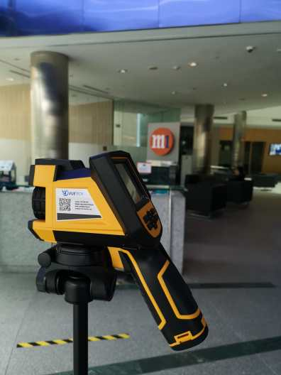 Thermal Imaging Camera Customer M1 1