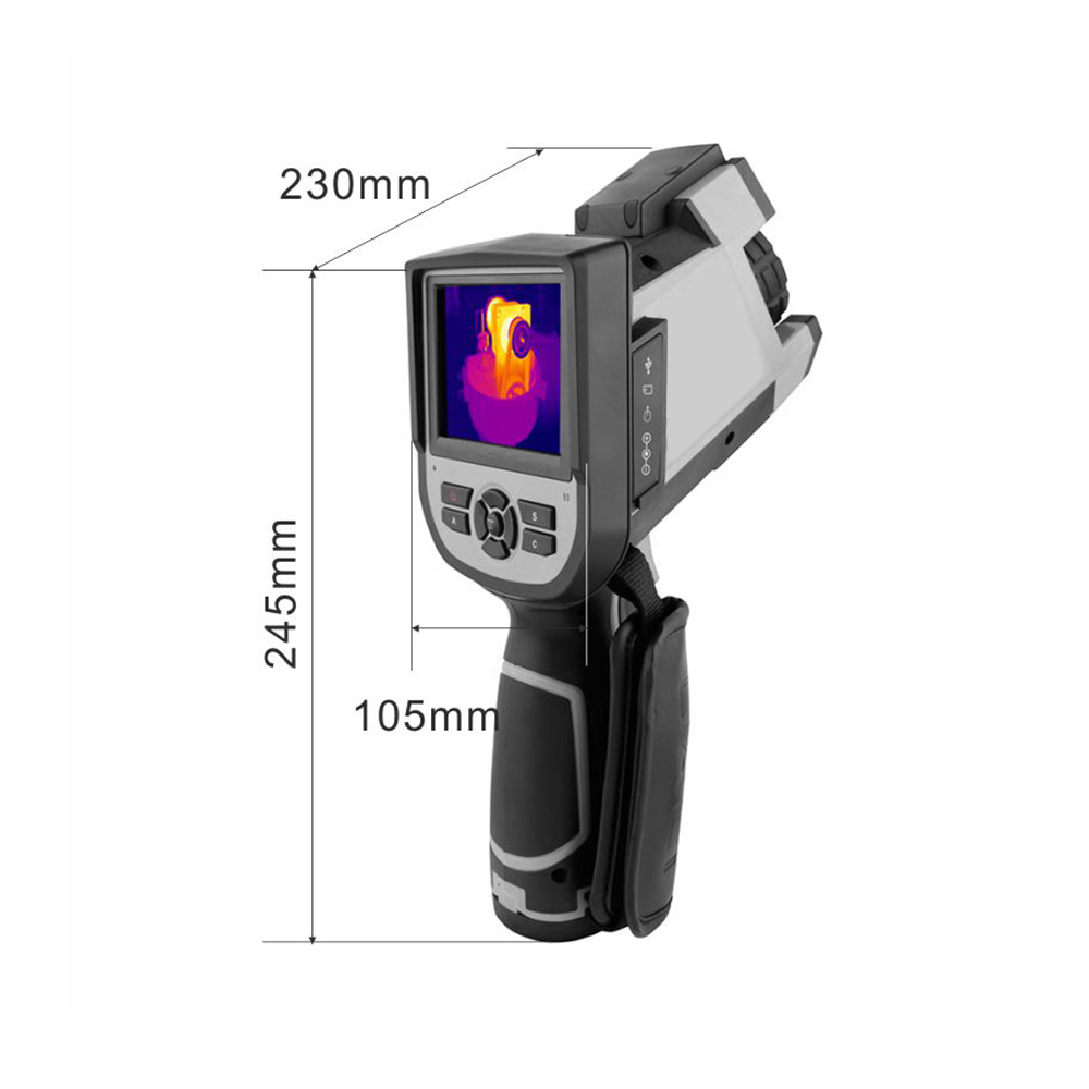 TE-W300 Thermal Camera