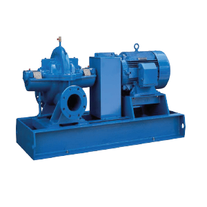 jual split case pump