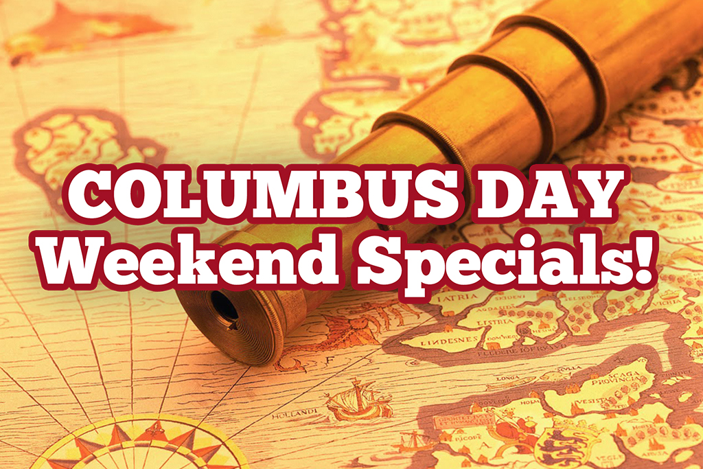 It is not always obvious which banks are open on certain holidays, but no other holiday is harder to guess than columbus day. Columbus Day Weekend Specials Buffalo