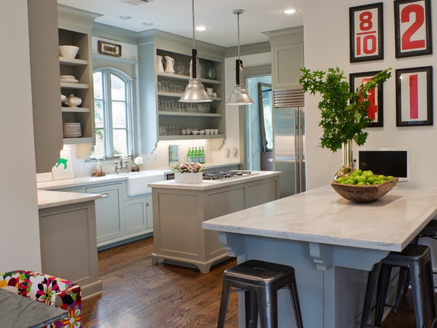 The most popular kitchen remodeling trends for 2017