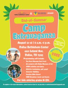 2019 DBC Summer Camp
