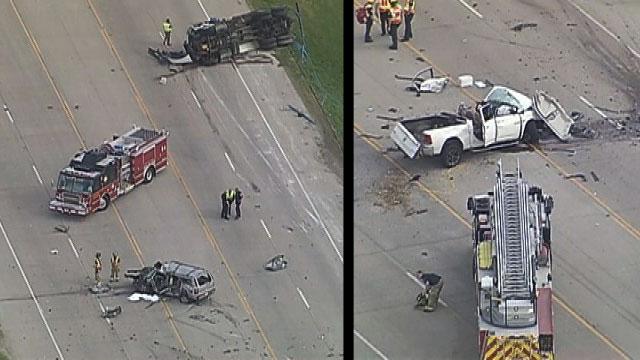 Driver Truck Texas Killed