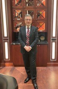Robert Bobadilla, Office Manager, Law Office of Doug Goyen