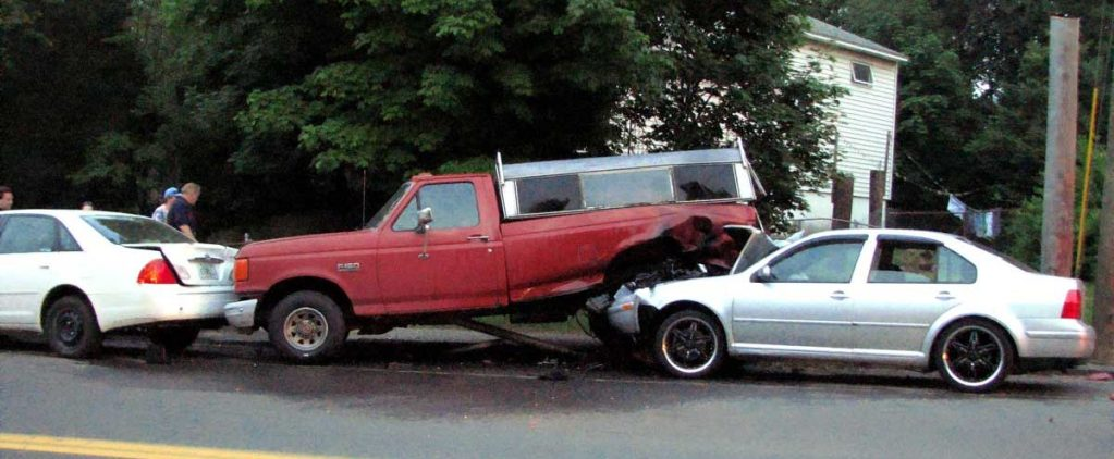 chain reaction accident, Dallas Multiple Car Crash Attorney