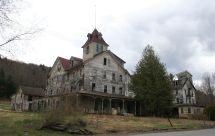 Abandoned Catskill Mountain Resorts