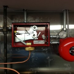 Kitchen Hood Fire Suppression System Installation Outdoor With Pizza Oven Systems Dallas