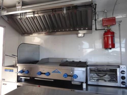 dallas ft worth food truck trailers