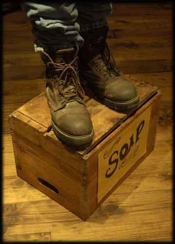 Soapbox image