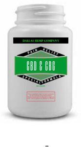 Dallas Hemp Company CBD-CBG Capsules